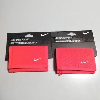 ナイキ(NIKE)の2個 ナイキ ウォレット 財布(折り財布)
