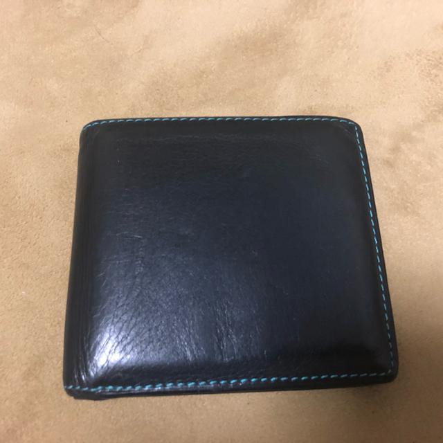 59d4902cc6fa ソメスサドル 折りたたみ財布 メンズのファッション小物(折り財布)の商品写真