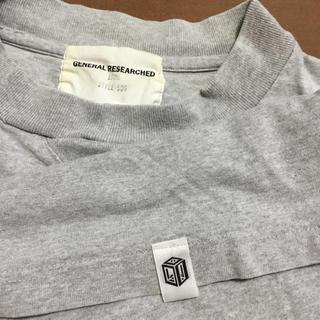 ジェネラルリサーチ(General Research)のジェネラルリサーチ Tシャツ(Tシャツ(半袖/袖なし))