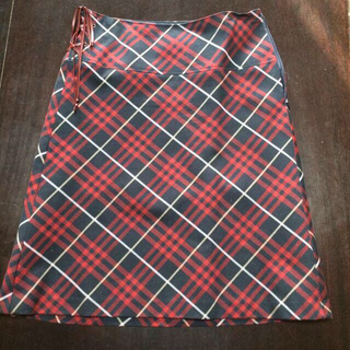 バーバリー(BURBERRY)のバーバリー ブルーレーベル スカート(ひざ丈スカート)