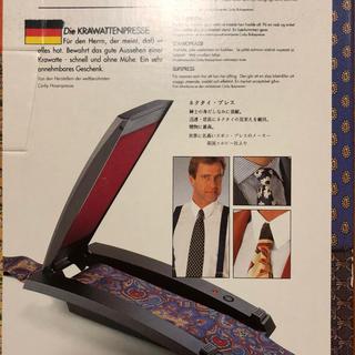 コルビー ネクタイプレッサー TP14J(ズボンプレッサー)