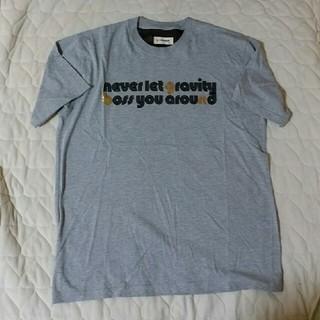 エアウォーク(AIRWALK)のAIRWALKグレーTシャツメンズLLエアウォーク(Tシャツ/カットソー(半袖/袖なし))