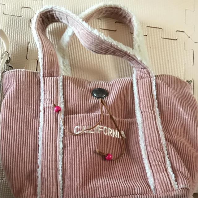 しまむら(シマムラ)のベイフロー 風バッグ レディースのバッグ(トートバッグ)の商品写真