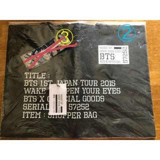 ボウダンショウネンダン(防弾少年団(BTS))の防弾少年団 1st JAPAN TOUR2015WAKE UP公式グッズ (K-POP/アジア)