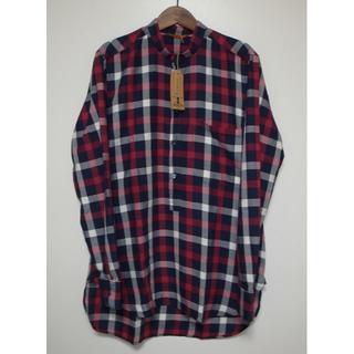 バレナ(BARENA)のBARENA バレナ■プルオーバーシャツ size46(シャツ)