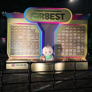 カンジャニエイト(関ジャニ∞)のGR8EST 東京ドーム(アイドルグッズ)