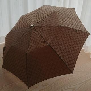 グッチ(Gucci)の9月25日までお値下げ GUCCI   ☂️折り畳み傘☂️(傘)