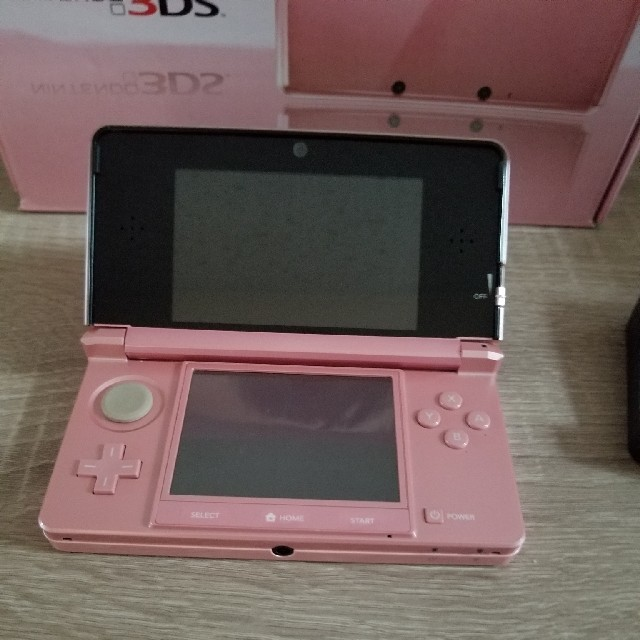 ニンテンドー3DS(ニンテンドー3DS)のNINTENDO 3DS   エンタメ/ホビーのエンタメ その他(その他)の商品写真