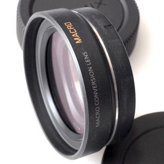 パナソニック(Panasonic)のパナソニック DMW-GMC1 マクロコンバージョンレンズ(レンズ(単焦点))