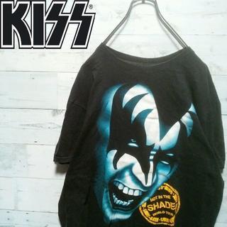 【激レア】HOT ROCK Tシャツ KISS バンド ロック 847