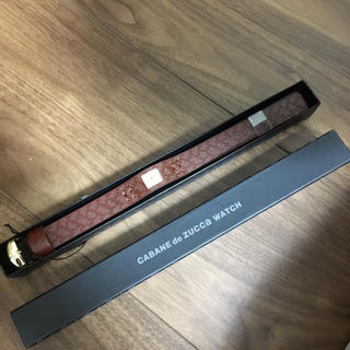CABANE de ZUCCa - 新品 カバンドズッカ 腕時計