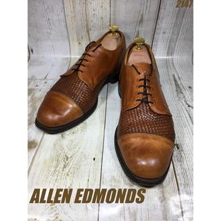アレンエドモンズ(Allen Edmonds)のAllen Edmonds アレンエドモンズ ストレートチップ US8 26cm(ドレス/ビジネス)