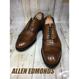 アレンエドモンズ(Allen Edmonds)のAllen Edmonds セミブローグ US9H 27.5cm(ドレス/ビジネス)