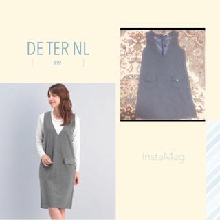 DE TER NL - デターナル♡ジャンパースカート♡