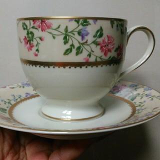 ミカサ(MIKASA)の専用  MIKASAおおきめコーヒー碗皿2客セット(食器)