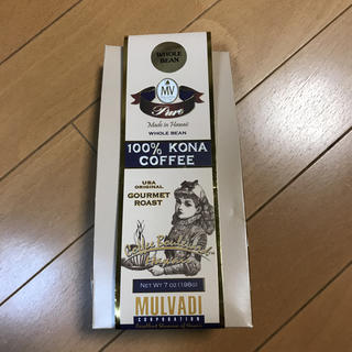 コナ(Kona)のKONA COFFEE   100%    MULVADI(コーヒー)