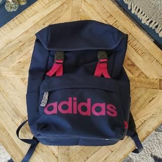 アディダス(adidas)の♥adidas【新品】ジラソーレⅢスクエアタイプデイパック(バックパック)(リュック/バックパック)
