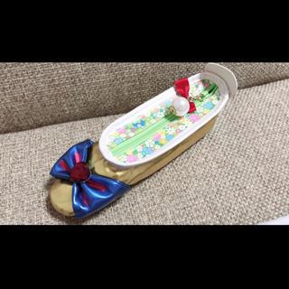 \u203b限定品\u203b【ディズニー 白雪姫 靴型ペンケース】\u203b新品未使用