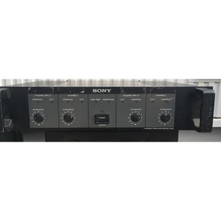 ソニー(SONY)のSONY SRP-P4005  4chパワーアンプ(パワーアンプ)