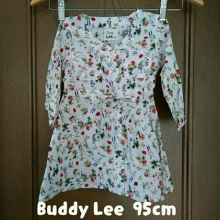 バディーリー(Buddy Lee)の新品💠Buddy Lee💠 花柄シャツワンピース(ワンピース)