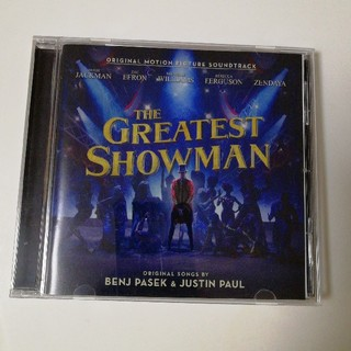 グレイテストショーマン CD (映画音楽)