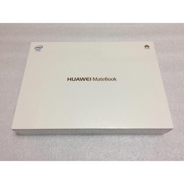 HUAWEI MateBook Win10/Core m5/4GB/128GB スマホ/家電/カメラのPC/タブレット(タブレット)の商品写真