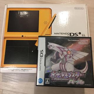 ニンテンドーDS(ニンテンドーDS)の任天堂DSi LL(携帯用ゲーム機本体)
