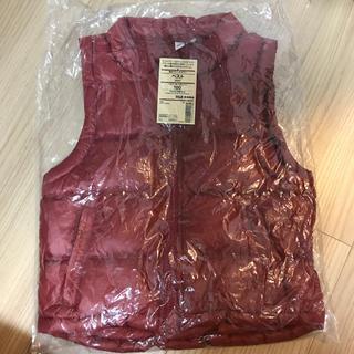 ムジルシリョウヒン(MUJI (無印良品))の新品♡無印ダウンベスト(ジャケット/上着)
