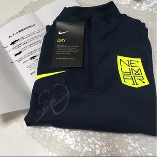 ナイキ(NIKE)の当選品 ネイマール 直筆サイン入りウェア 新品タグ付き ブラジル代表(スポーツ選手)