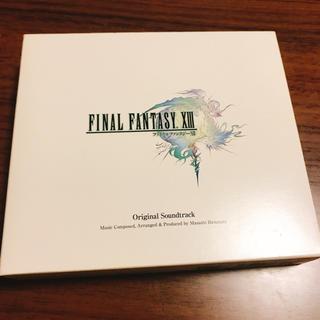スクウェアエニックス(SQUARE ENIX)のファイナルファンタジー サウンドトラック(ゲーム音楽)