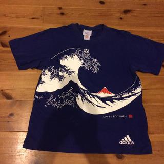 アディダス(adidas)のadidas × KIRIN  Tシャツ メンズSサイズ(Tシャツ/カットソー(半袖/袖なし))