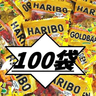 コストコ(コストコ)の★ハリボーグミ★ ぜいたく100袋 コメントなし即購入OK(菓子/デザート)