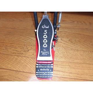 DW 5000TD4 Turbo Single Pedal(ペダル)