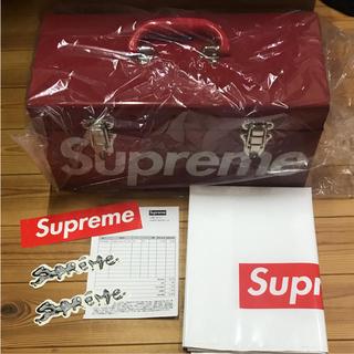 シュプリーム(Supreme)の新品未使用!Supreme シュプリーム ツールボックス(ケース/ボックス)