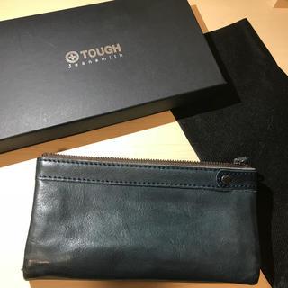 タフ(TOUGH)の長財布  TOUGH  美品❗️(長財布)
