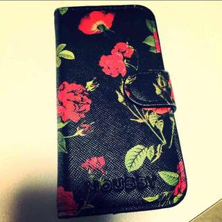 マウジー(moussy)のマウジー iPhone5.5sケース(モバイルケース/カバー)