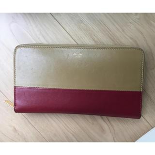 60ab50abc419 セリーヌ 革 財布(レディース)(ベージュ系)の通販 17点   celineの ...