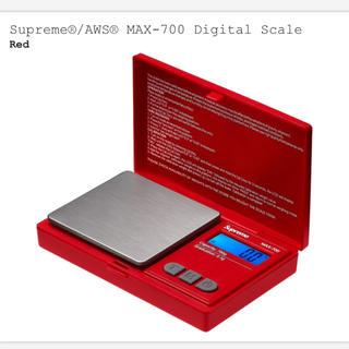 シュプリーム(Supreme)のSupreme®/AWS® MAX-700 Digital Scale(その他)