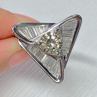 漆羽様 専用 豪華 トータル 2ctアップ ダイヤモンド リング(リング(指輪))
