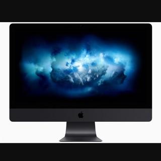 アップル(Apple)のiMac Pro Retina 5Kディスプレイモデル(デスクトップ型PC)