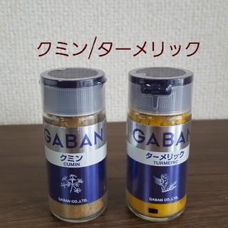 ギャバン(GABAN)のGABAN ギャバン 北インド風スパイス2種セット ハウス食品(調味料)
