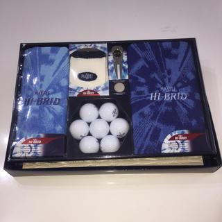 ダンロップ(DUNLOP)のMAXFLIゴルフ用タオル、ボール、靴下セット(その他)