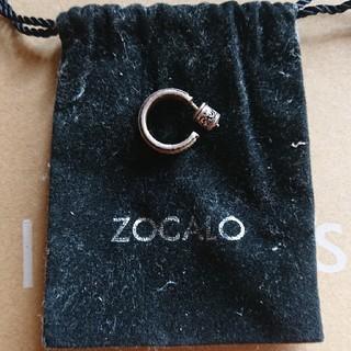 ソカロ(ZOCALO)のソカロのピアス。片耳。(ピアス(片耳用))
