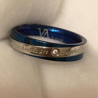 リング シルバー ブルー(リング(指輪))