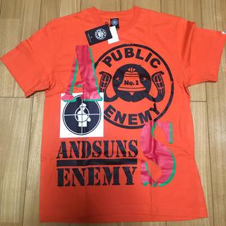 アンドサンズ(ANDSUNS)のANDSUNS T-Shirt(Tシャツ/カットソー(半袖/袖なし))