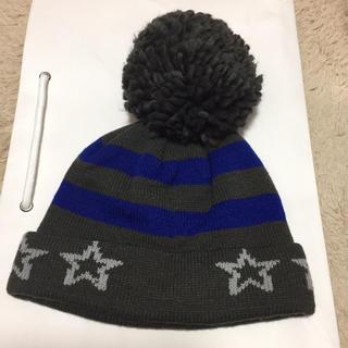 ガルフィー(GALFY)のギルフィー ニット帽 新品(ニット帽/ビーニー)
