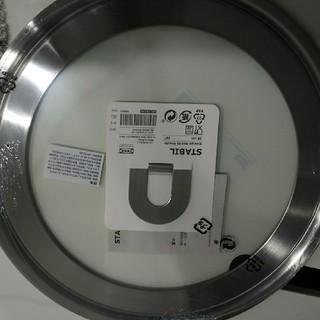 イケア(IKEA)のIKEA フライパン フタ (鍋/フライパン)
