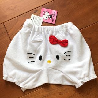 サンリオ(サンリオ)のキティちゃん♡パンツ♡サイズ100 キッズ 女の子 サンリオ ショートパンツ(その他)