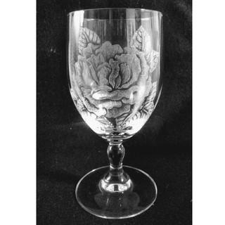 クリスタルダルク(Cristal D'Arques)のグラスリッツェン ウォーターグラス大(グラス/カップ)