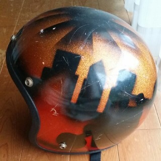 ビンテージヘルメット(ヘルメット/シールド)